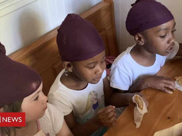 What can these caps tell us about children and race?