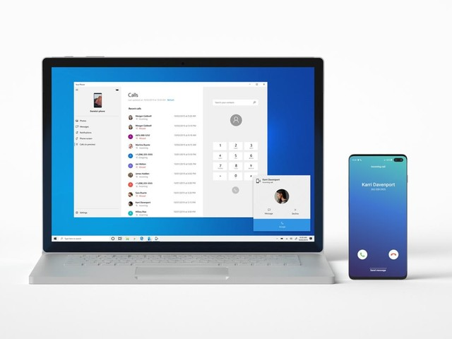 Microsoft rolls out Your Phone's Calls feature: You can use your PC to make calls using your phone