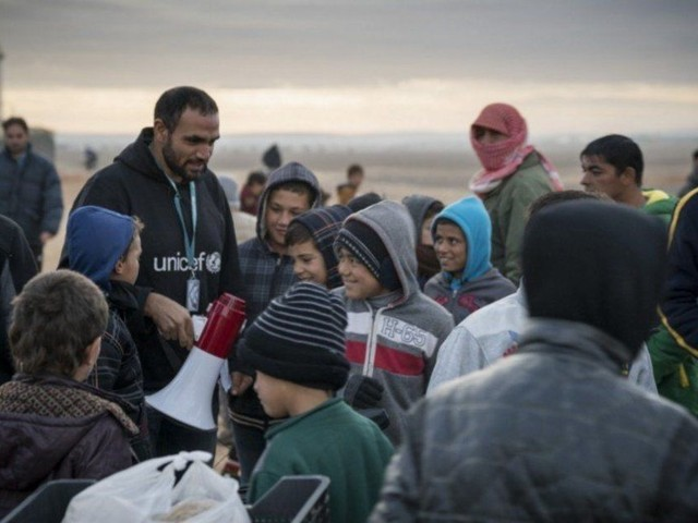 I Fled The Syrian War And Now Work In A Refugee Camp Helping Children In Need