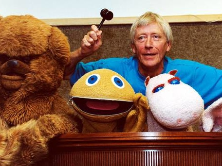 Rainbow's Geoffrey Hayes remembered fondly as he dies aged 76