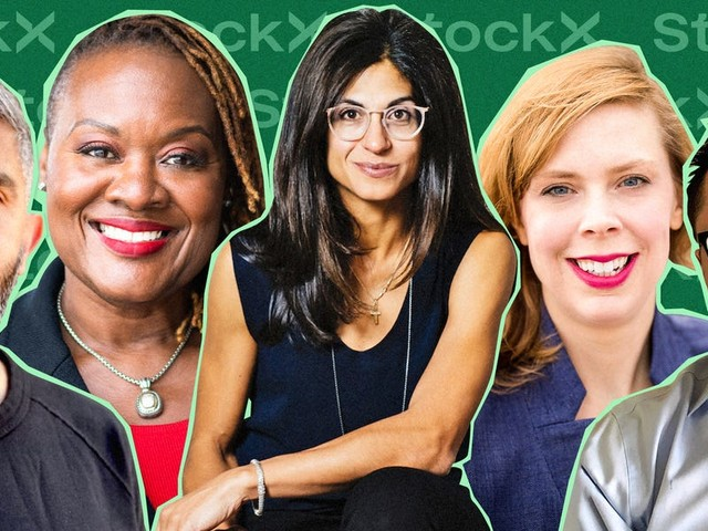 StockX Power Players: Meet the 26 execs — including recent hires from Amazon, eBay, and Yahoo — leading the resale marketplace as it eyes an IPO
