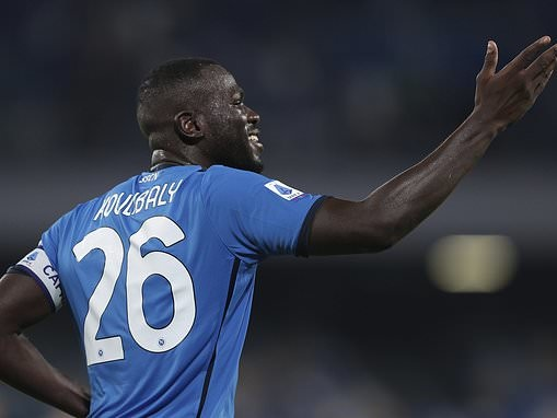 Manchester United had a '£30m bid for Kalidou Koulibaly TURNED DOWN' before signing Raphael Varane
