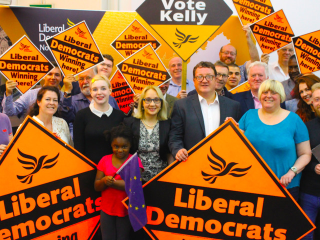 Andy Kelly writes: Help me spread my message of hope and radicalism to Greater Manchester