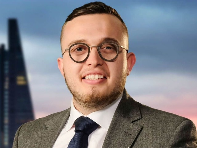 Who is Charles Burns? Everything you need to know about the Apprentice 2017 contestant