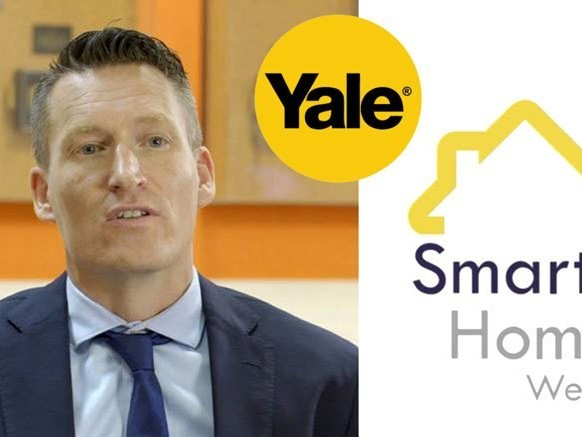 Smart Home Week 2019 – Interview #3 Nigel Fisher from Yale