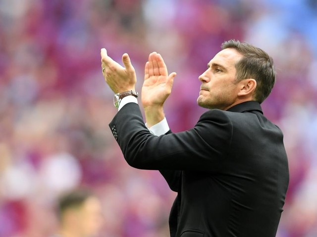 Lampard appointment not expected until next week — report