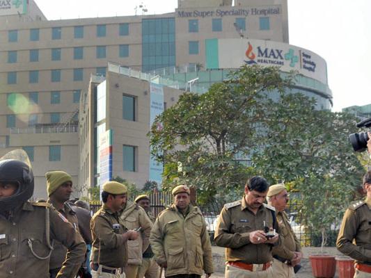 Cops Seek Delhi Medical Association Opinion On Max Hospital Case