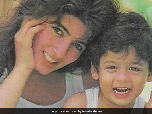 Seen This Adorable Throwback Pic Of Twinkle Khanna And Karan Kapadia Yet?