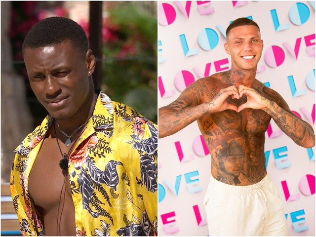 Love Island: Sherif Lanre accuses ITV of 'double standards' after allowing Danny Bibby to stay amid backlash to N-word post