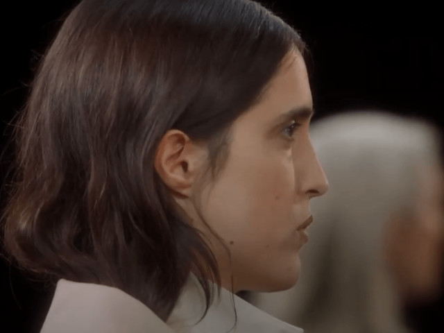 Helena Hauff stars in Lemaire's AW21 menswear show