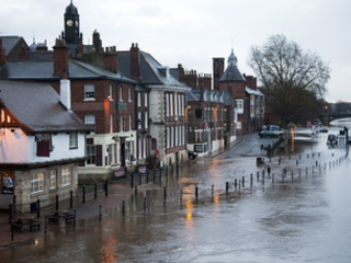 Record £5.2 England flood defence package unveiled as climate warnings intensify