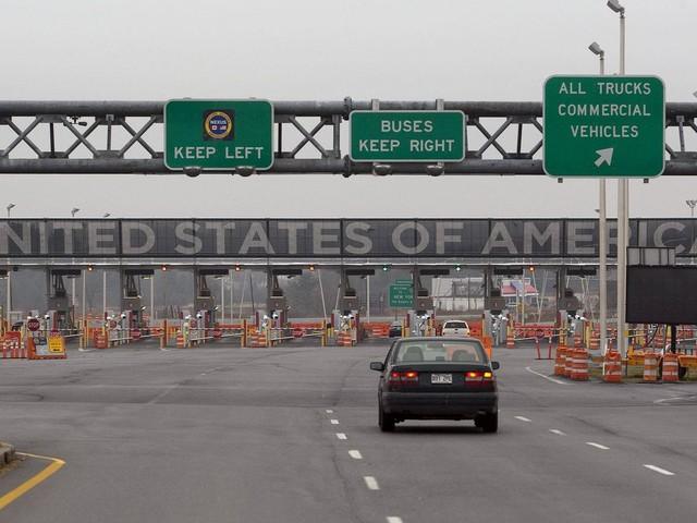 Trump administration sued over phone searches at U.S. borders