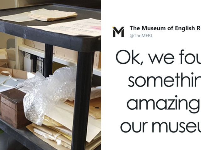 This History Museum Has Made Such A Fascinating Discovery That Even J. K. Rowling Responded