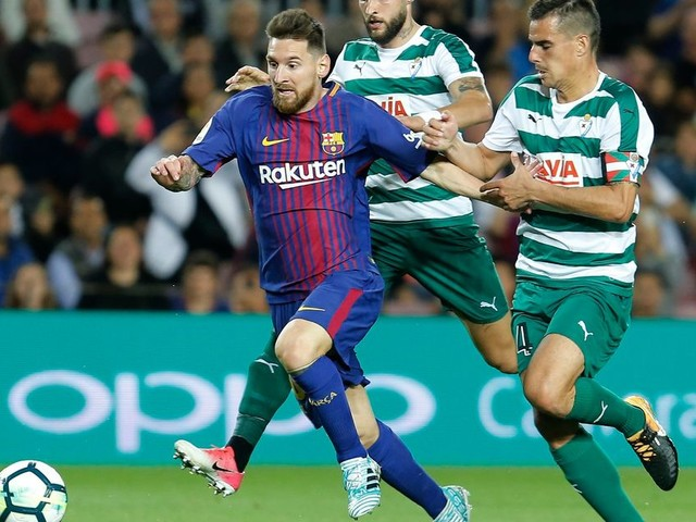 Barcelona player ratings - Lionel Messi freakish with four in 6-1 win over Eibar but was he perfect?