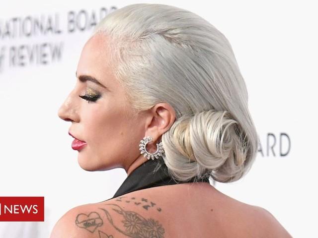 Lady Gaga 'appalled' by music tattoo mistake on her wrist