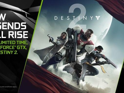 NVIDIA Brings Back Destiny 2 Bundle Again for GTX 1080 & 1080 Ti Cards
