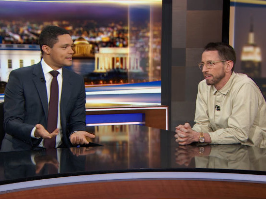 Neal Brennan Suggests a Crowdfunding Campaign to Get Trump to Go Away on 'The Daily Show' (Video)