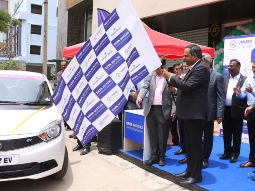 Tata Motors Partners With Janani Tours To Deploy Tigor EVs In Bengaluru