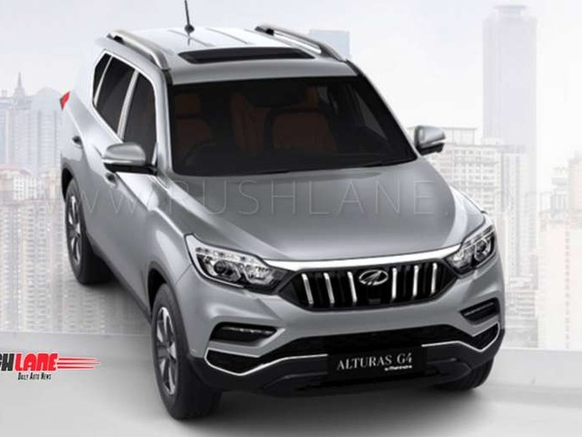 Mahindra Alturas SUV features list revealed – To compete with Rs 30 L SUVs