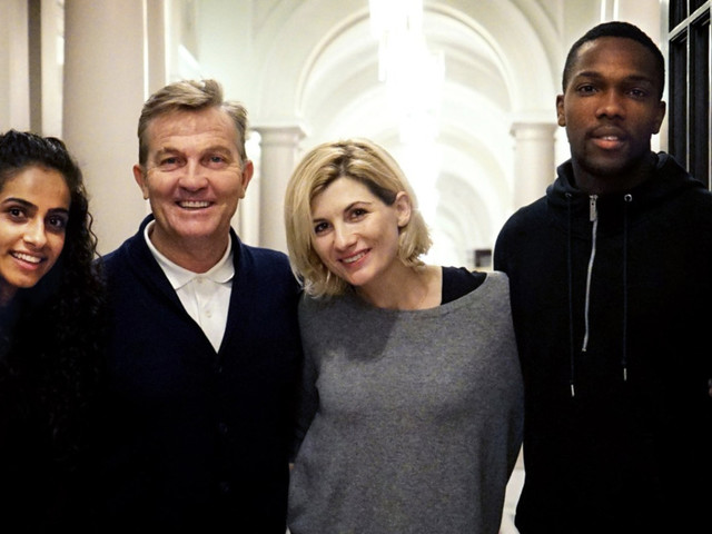 Meet the Rest of the New Doctor Who Cast