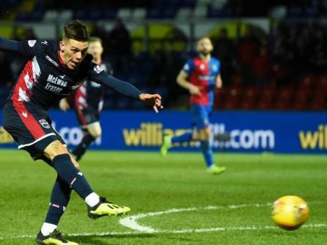 Ross County 2-2 Inverness CT: Josh Mullin secured Highland derby replay
