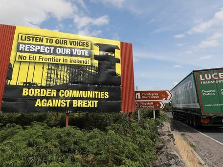 No-deal Brexit could cost N Ireland £5 billion by 2034, CBI warns