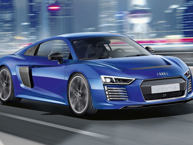 2022 Audi R8 to be all-electric supercar