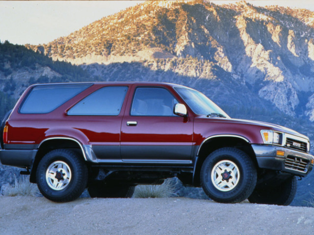 Ace of Base Retro: 1990 Toyota 4Runner
