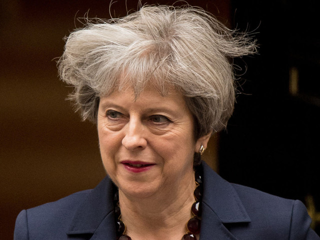 Theresa May Accused Of Failing 'Just About Managing' Families In First Year As PM