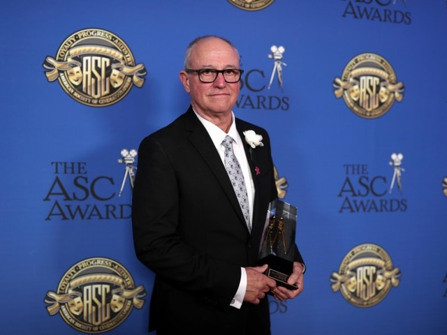 Cinematographer Alan Caso Made an Extraordinary Plea for Diversity at Saturday's ASC Awards