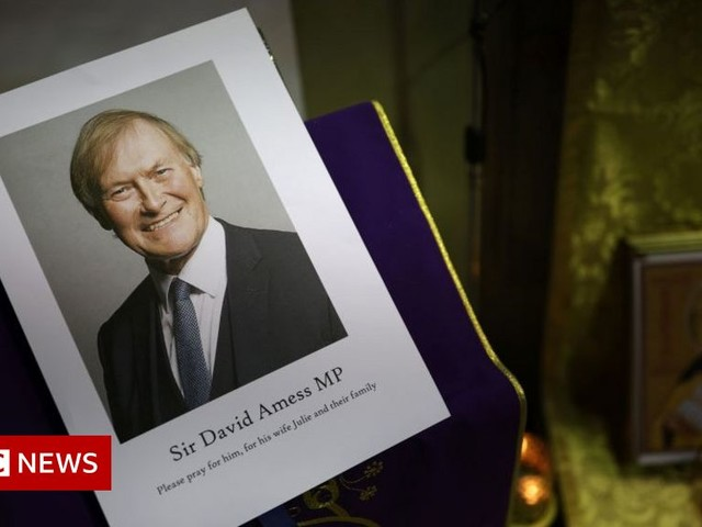 NI MPs contacted by police over security after Sir David Amess killing
