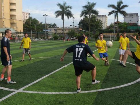 Vietnam's dissident footballers take aim at politics