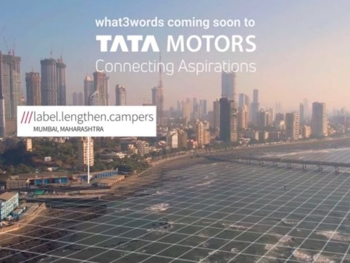 Tata Motors To Introduce What3Words Addressing System In Its Cars