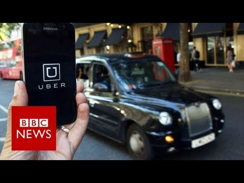 Uber Stripped of License to Operate in London