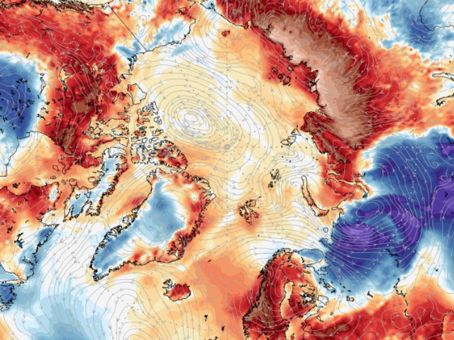Climate crisis: Temperature of 38C thought to be highest ever recorded in Arctic circle