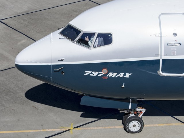 Boeing's stock jumps after report says the plane maker will roll out a software upgrade for the 737 Max in 10 days (BA)