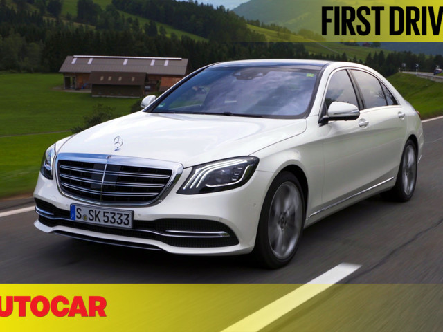 Review: 2017 Mercedes S-Class facelift video review