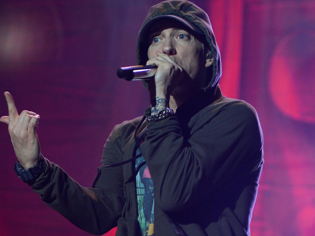 On 'Like Home' Eminem Still Thinks America Can Be Saved