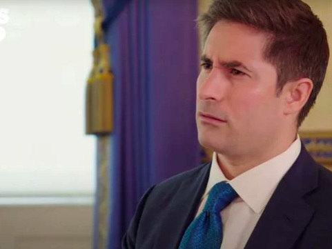 Watch: Donald Tump is brilliant in the US version of The Thick Of It