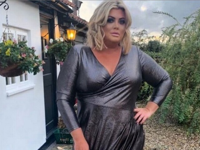 Gemma Collins parades her three stone weight loss in fitted dress after Skinnyjab injections