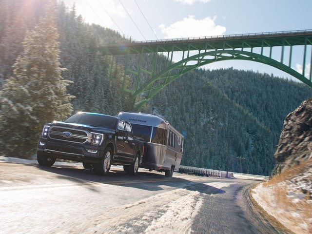 The 5 Coolest New Features on the 2021 Ford F-150