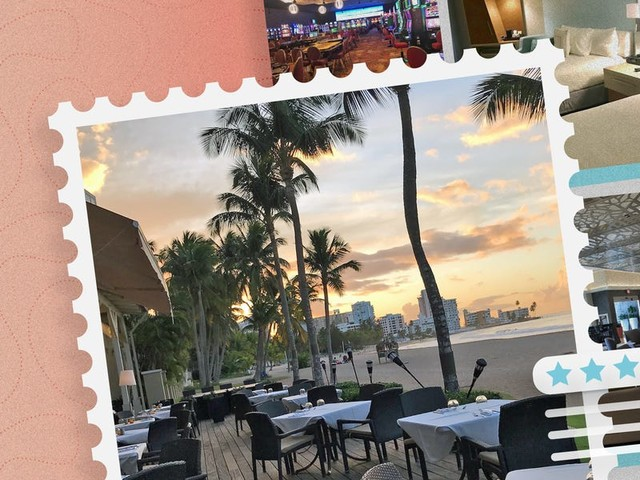The Courtyard Isla Verde Beach Resort in Puerto Rico offers a well-appointed beach escape for under $200 per night with good Marriott Bonvoy earning potential