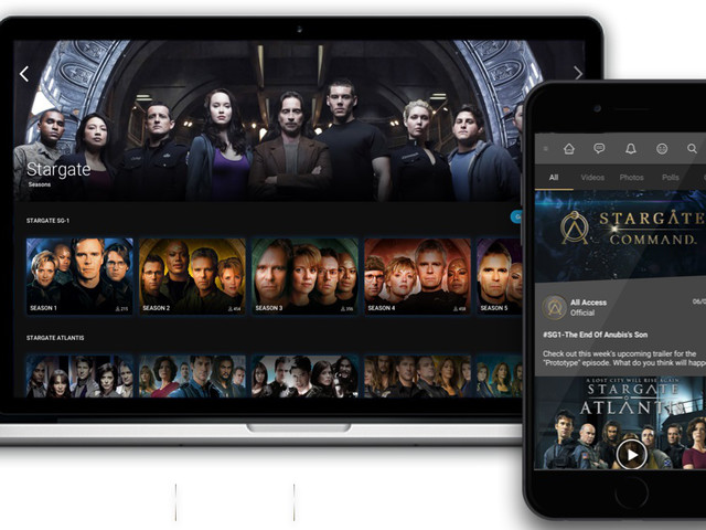 MGM Launch of 'Stargate Command' $20 Monthly Streaming Hits Technical Issues