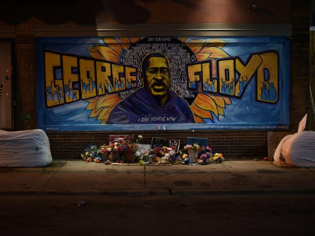 A year after George Floyd's death, Minneapolis remains scarred and divided