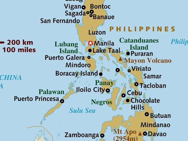 BREAKING 7.2 magnitude earthquake strikes the Philippines triggering tsunami warning