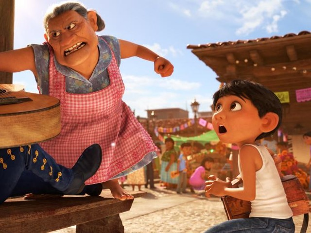 How Pixar Made Coco the Biggest Hit in Mexico's History