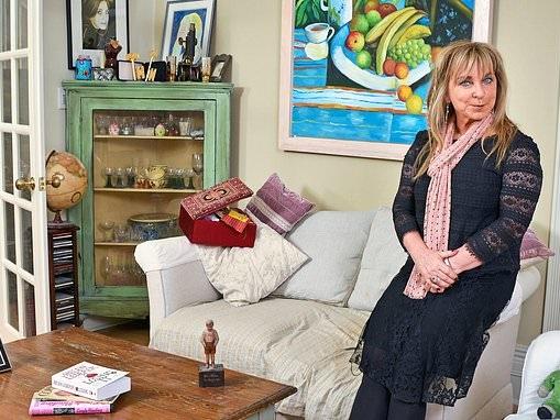 Comedian Helen Lederer reveals she cleaned up by advertising dishwasher tablets on TV