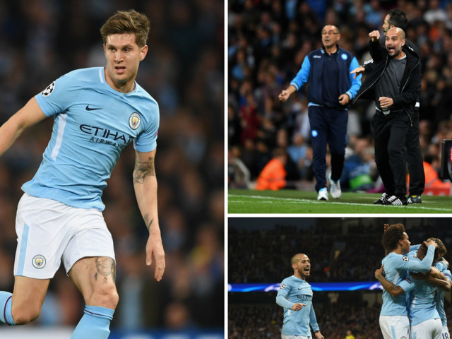 Man City news and transfer rumours LIVE Napoli reaction and John Stones latest
