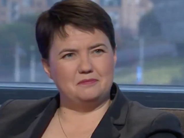 Sunday Show Round Up: Ruth Davidson Says A Scot Can Be Conservative Party Leader