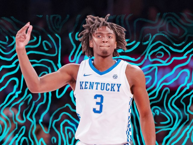 Tyrese Maxey is the new Kentucky star NBA GMs are going to love
